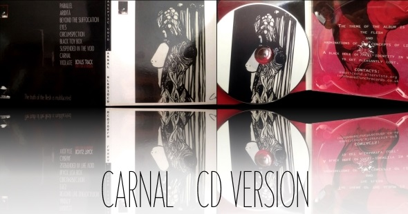 ASEPTIC VOID - CARNAL DIGIPACK